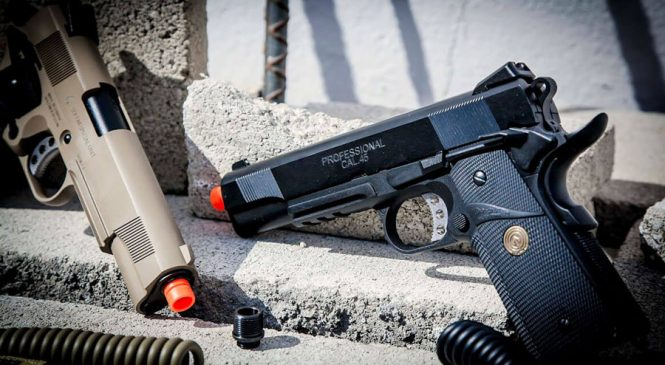 Getting A Charge Out Of An Electric Airsoft Gun