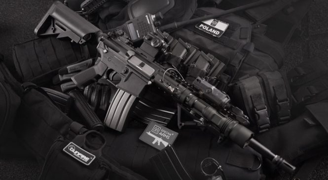 Spring Powered Airsoft Guns – Just Like Law Enforcement Uses
