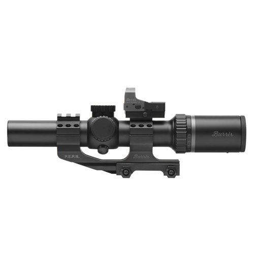 Burris Fastfire III Rifle Scope Review