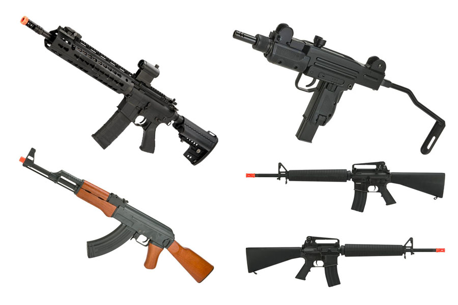 Top 5 Best Airsoft Gun Reviews of 2020