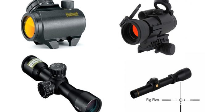 Top 10 Best Selling Riflescopes