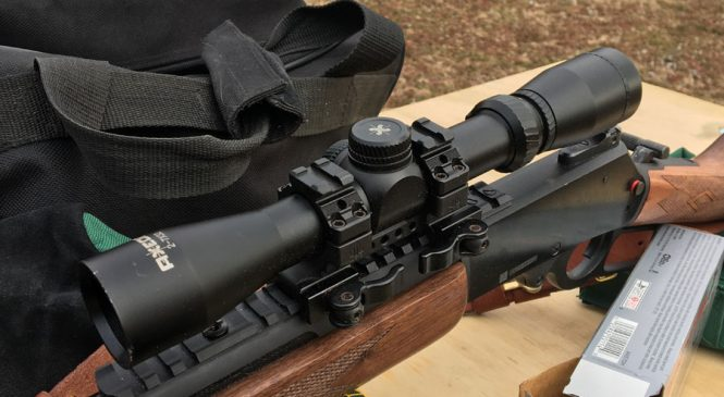 Rifle Scopes 101